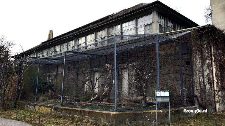 2018 Buitenkooien Vogelhuis