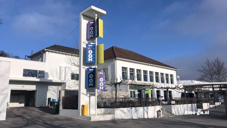 #1 Januari 2018 Zoocafé in gebouw 1929