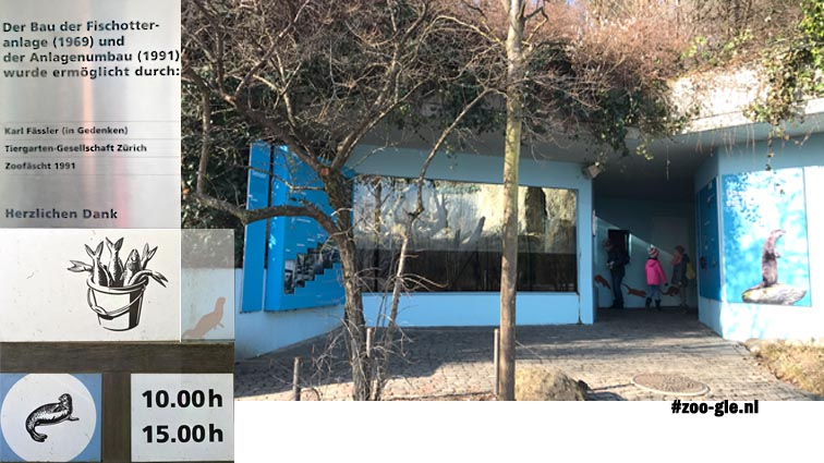 2018 Otterverblijf 1965, gerenoveerd in 1991