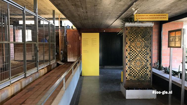 2018 Antilopenhuis voorzien van zonne-energie
