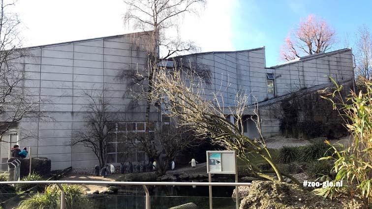 2018 Exotarium, het oorspronkelijke hoofdgebouw