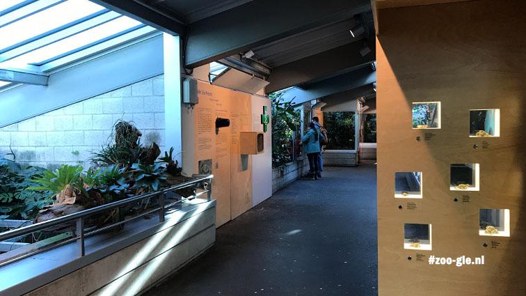 2018 Onder het dak van het Exotarium