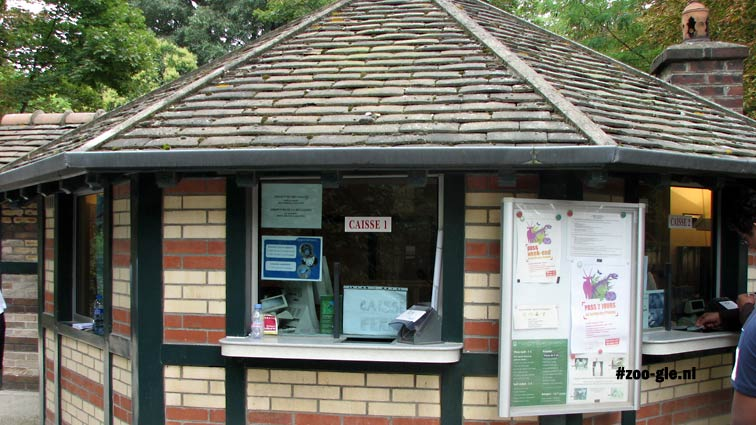 2008 Ticket office
