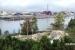 2018 Helsinki vanaf de uitkijktoren op Korkeasaari