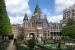 2019 Vlaamse tuin en melkerij in neo-Vlaamse-renaissancestijl