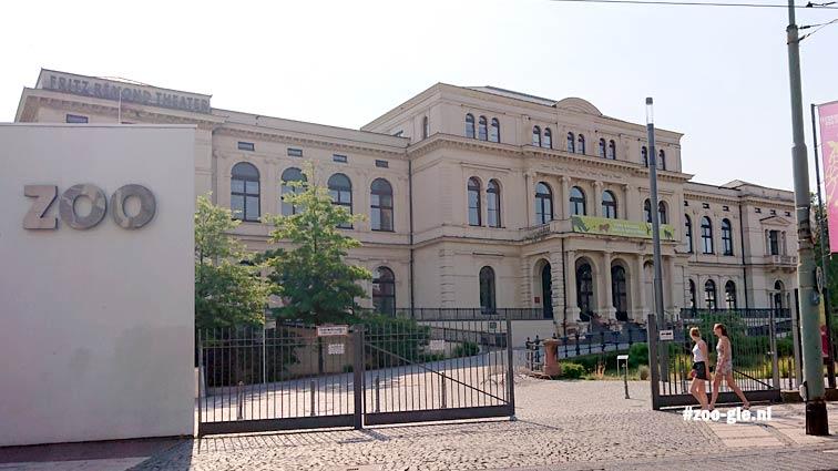 2018 Het gebouw van de Maatschappij voor Dierkunde