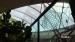 2018 Zwevend dak mensapenverblijf geïnspireerd op het blad van de gatenplant