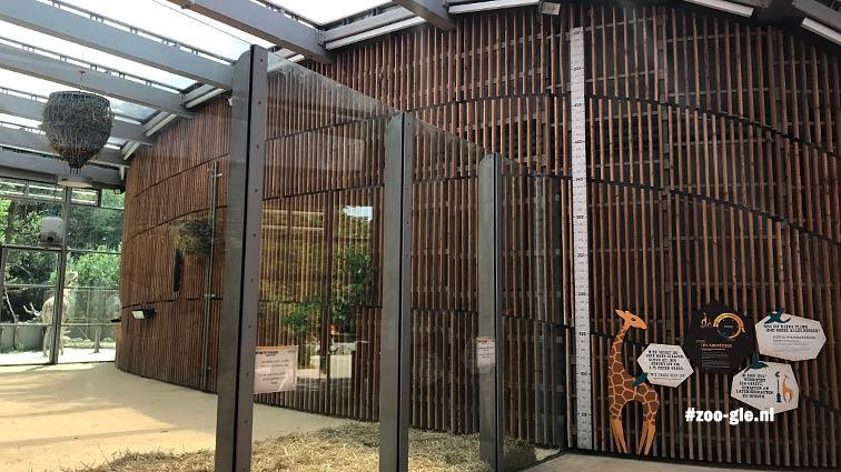 #1 June 2018 Giraffe House 2013