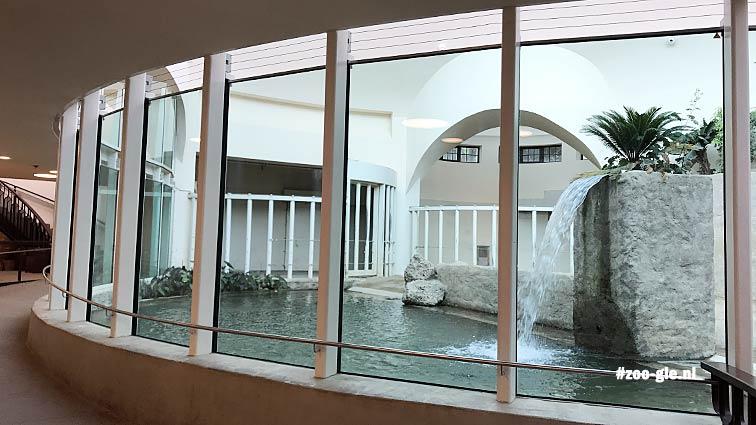 2018 Binnenbad van 90m2 in het olifantenhuis
