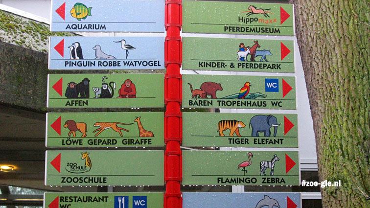 2007 Wegwijzer Allwetterzoo
