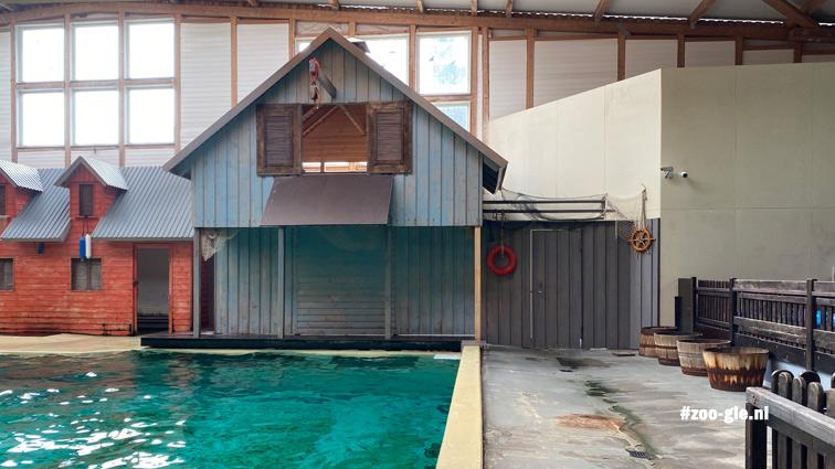 2020 Robbenhaven met strandhuisjes, verpretparkisering, onderhoud nodig ook